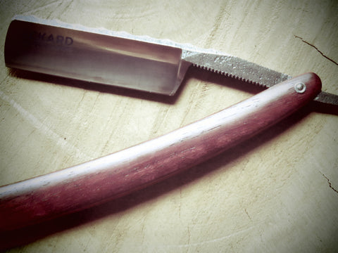 Custom straight Razor CS19