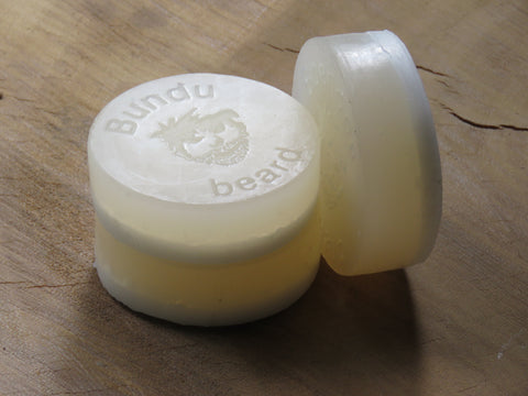 Bundu-bar 100 gram puck - Bundubeard
