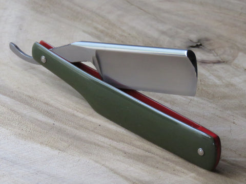 Custom straight Razor CS17