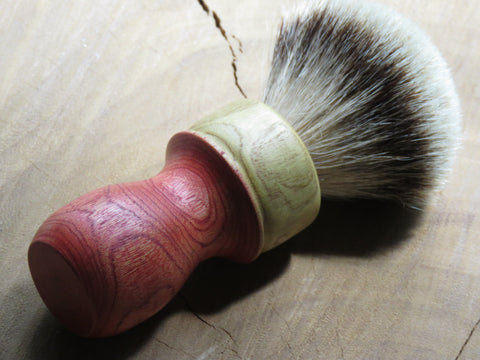 Silvertip in two tone Stinkywood (CB173) - Bundubeard