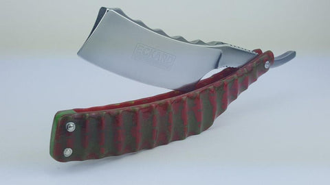 Custom straight Razor CS5 - Bundubeard