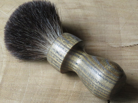 Black Badger in Mystery wood (CB171) - Bundubeard