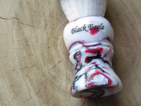 Black Eagle Buffalo in marble