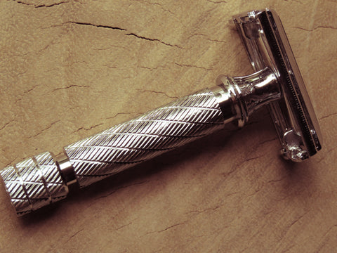 Parker 87R safety razor - Bundubeard