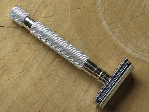 Parker 64S safety razor - Bundubeard