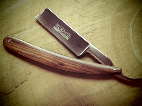 Custom straight Razor CS15 - Bundubeard