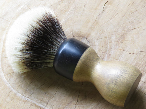 Vintage Yellow wood and African Blackwood (CB133) - Bundubeard