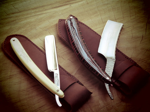 Straight razor sheath - Bundubeard