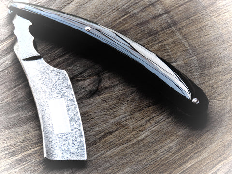 Custom straight Razor CS14 - Bundubeard
