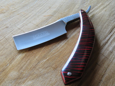 Custom straight Razor CS6 - Bundubeard