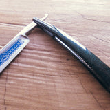 Straight Razor. Gold Dollar 100 - Bundubeard