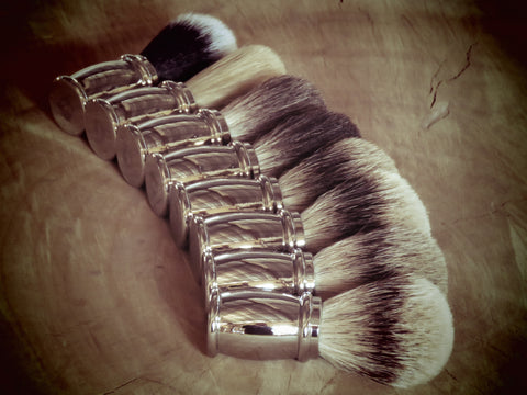 Brush Hard chrome. - Bundubeard