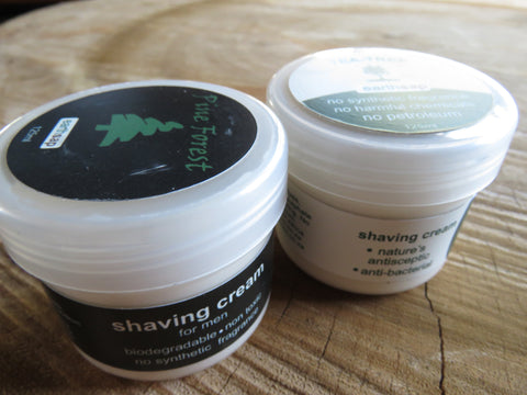 Earthsap shaving cream. - Bundubeard