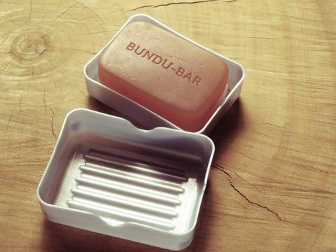 Travel soap holder - Bundubeard