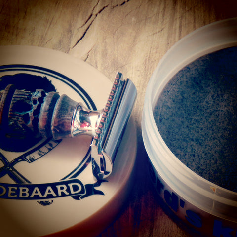 Bundubeard original shaving soap (180g in container with screw on lid) - Bundubeard