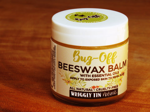 Bug-off anti gogga balm - Bundubeard