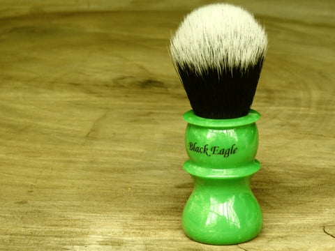 Black Eagle Green Mamba in Rhino handle - Bundubeard