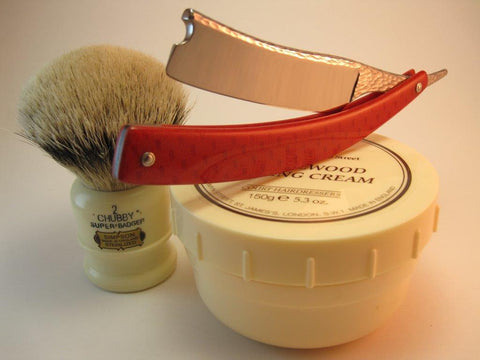 Custom straight Razor CS2 - Bundubeard