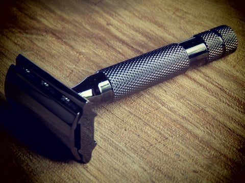 Rockwell razor Model 2C Razor (Gunmetal finish) - Bundubeard