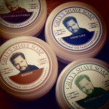 Gilly's shaving soap - Bundubeard