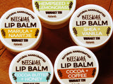 Wriggly tin lip balm