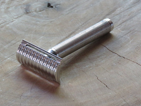 Safety Razor DE14, stainless steel 316L
