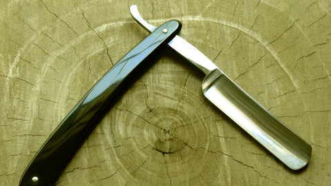 Vintage Wilkonson straight razor 'Tuesday' - Bundubeard
