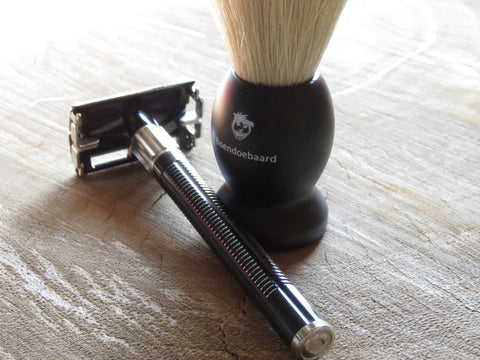 Feather Popular Double Edge Razor - Bundubeard