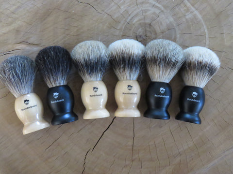 Badger Brush - Bundubeard