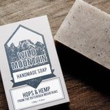 Rondavel Hops & Hemp body bar - Bundubeard