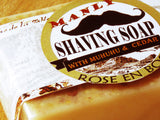Rose en Bos shaving soap - Bundubeard