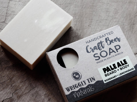 Wriggly Tin body soap - Bundubeard