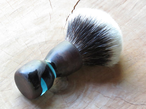 Modest Blue Hardekool in Finest two-band crown. (CB140) - Bundubeard