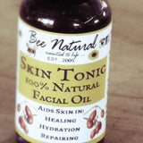 Bee natural skin tonic 30 ml - Bundubeard