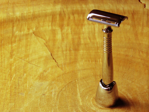 Safety Razor DE8 - Bundubeard