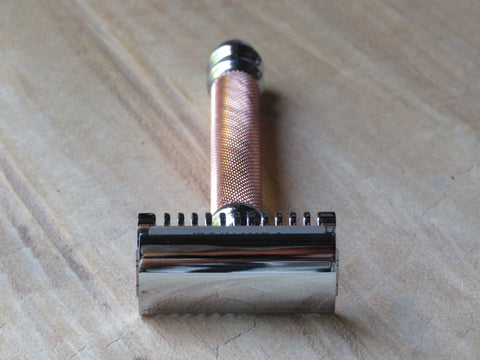 Parker 63C safety razor - Bundubeard