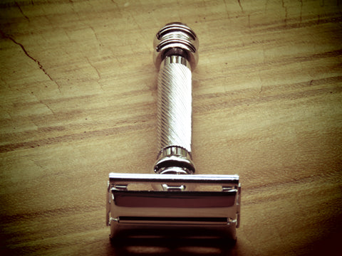 Parker 99R safety razor - Bundubeard