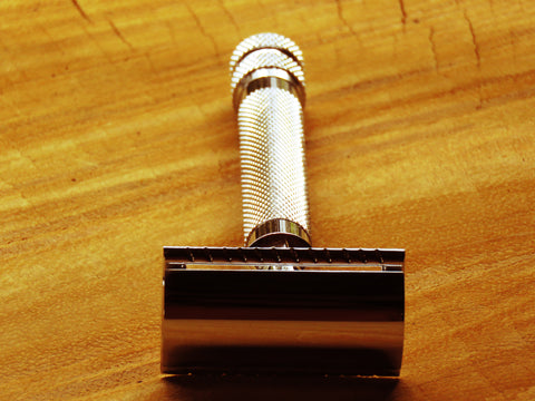 Parker 91R safety razor - Bundubeard