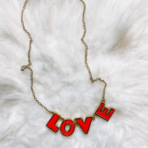 Love Necklaces