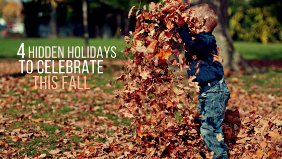 4 Hidden Holidays to Celebrate this Fall