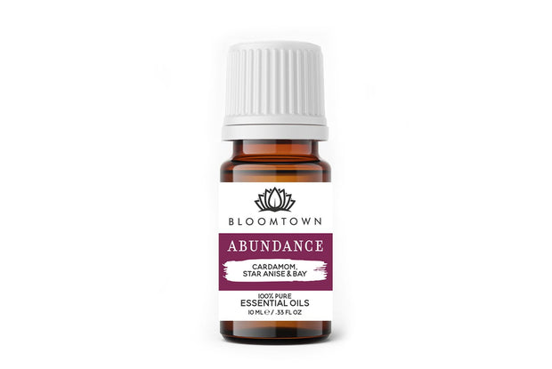 Abundance - Blend of 100% Pure Essential Oils (10ml)
