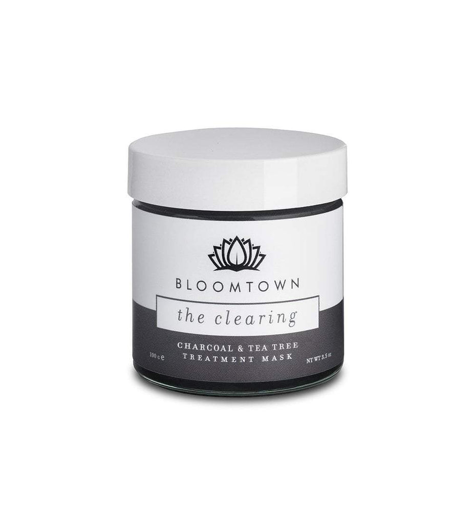 Charcoal Mask with Tea Tree for Oily, Acne-Prone Complexions