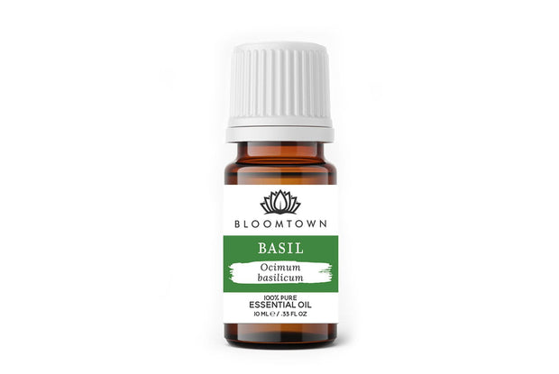 Basil Essential Oil - 100% Pure (10ml)