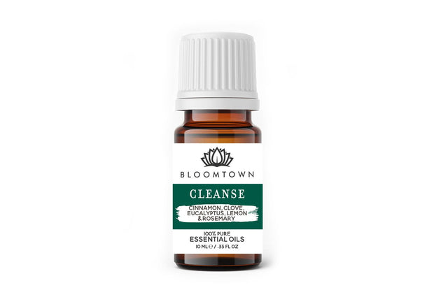 Cleanse - Blend of 100% Pure Essential Oils (10ml)
