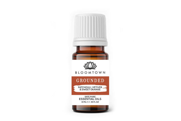 Grounded - Blend of 100% Pure Essential Oils (10ml)