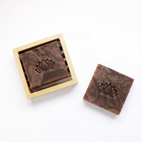Nourishing Soap Bar: The Cafe (Vanilla & Hazelnut) - Bloomtown Botanicals