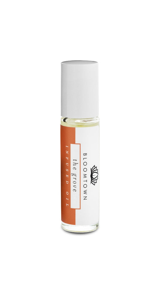 Roll-On Infused Oil - The Grove (Blood Orange & Pink Grapefruit)