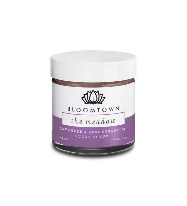 Sugar Scrub: The Meadow (Lavender & Rose Geranium)