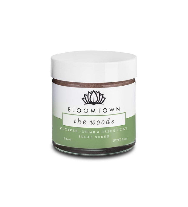 Sugar Scrub: The Woods (Vetiver, Cedar & Bergamot)