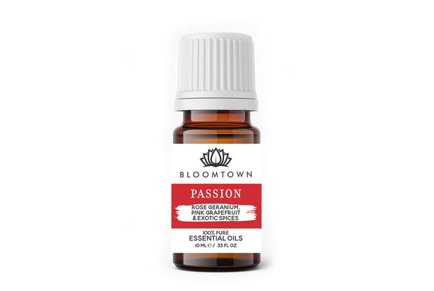 Passion - Blend of 100% Pure Essential Oils (10ml)